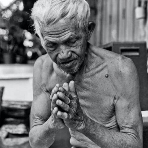 The Greatest Strength is Gentleness, Darren Gristwood